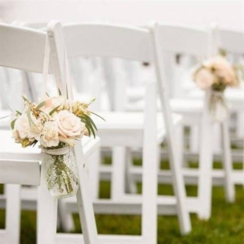 Chaise wedding